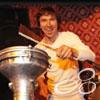 Percussionist Andrei
