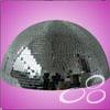 Spiegelbol, Half 40 cm
