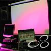 Karaoke Set Compleet met Beamer
