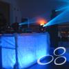 Verhoging voor DJ-booth, 35 cm