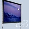 Beamerscherm, Spanscherm 225 x 300